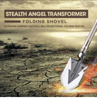 "Crazy, Tumblr, and Angel: STEALTH ANGEL TRANSFORMER  FOLDING SHOVEL  OUTDOOR CAMPING TACTICAL MULTIFUNCTIONAL FOLDING SHOVEL <p><a href=""https://stealthangelsurvival.tumblr.com/post/166224905800/15-in-1-multi-function-shovel"" class=""tumblr_blog"">stealthangelsurvival</a>:</p><blockquote> <p>This is a one of a kind shovel. This 15-in-1 shovel is the ultimate tool for camping, hiking, backpacking, gardening, and almost any other outdoor activity. Survivalists are going crazy for this survival shovel!<br/></p> <p><b>GET YOURS HERE: <br/><a href=""https://www.stealthangelsurvival.com/products/15-in-1-multi-function-shovel"">https://www.stealthangelsurvival.com/products/15-in-1-multi-function-shovel</a></b><br/></p> <figure class=""tmblr-full"" data-orig-height=""600"" data-orig-width=""600""><img src=""https://78.media.tumblr.com/39ad66043b0134146d8110ac4ba4e973/tumblr_inline_oxkjvjTRos1uhpcm9_540.jpg"" data-orig-height=""600"" data-orig-width=""600""/></figure><p><br/></p> <figure class=""tmblr-full"" data-orig-height=""600"" data-orig-width=""600""><img src=""https://78.media.tumblr.com/11d050df3361e3bd29a4375721cca0d8/tumblr_inline_oxkjvr4Vsy1uhpcm9_540.jpg"" data-orig-height=""600"" data-orig-width=""600""/></figure><p><a href=""https://www.stealthangelsurvival.com/products/15-in-1-multi-function-shovel"">https://www.stealthangelsurvival.com/products/15-in-1-multi-function-shovel</a><br/></p> </blockquote>"
