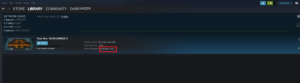 I'll just have to wait 12 months or more, then I'll finally play: Steam View Friends  Games Help  2  DarkVadek  STORE LIBRARY COMMUNITY DARKVADEK  NETWORK USAGE  THROTTLING LIMITED TO 25 MB/s  0 bytes/s CURRENT  9.7 MB/s PEAK  31.2 GB TOTAL  O bytes/s DISK USAGE  D  Total War: WARHAMMER II  TOTALWAR  WARHAMMER)  DOWNLOADED 826.3 MB /826.3 MB  PLAY  TIME INITIATED 13:03  Auto-Updates Enabled  TIME REMAINING more than 1 year  VI I'll just have to wait 12 months or more, then I'll finally play