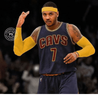 QOTD: Would Carmelo Anthony for Kevin Love trade help Cleveland?: STED  OS  APS QOTD: Would Carmelo Anthony for Kevin Love trade help Cleveland?