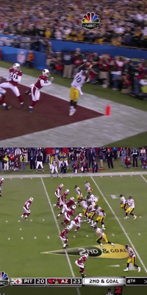 Steelers. Cardinals. One of the best Super Bowls ever.  Watch Super Bowl XLIII — and this legendary toe-tap TD — in full on NFL GamePass: https://t.co/3yQtk4tAZ4 @ToneTime10 https://t.co/54yMEW238q: Steelers. Cardinals. One of the best Super Bowls ever.  Watch Super Bowl XLIII — and this legendary toe-tap TD — in full on NFL GamePass: https://t.co/3yQtk4tAZ4 @ToneTime10 https://t.co/54yMEW238q