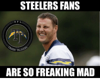Ash, Memes, and Goat: STEELERS FANS  ASH TALK  ARE SO FREAKING MAD The Boltz beat the refs and the Steelers. Great road win. In the words of GOAT Belichick, were on to Cincinnati ⚡️⚡️⚡️ #BoltUp