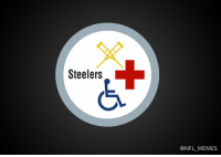 THIS JUST IN: Steelers unveil new logo they'll use for tomorrow's game vs the Broncos: Steelers  @NFL MEMES THIS JUST IN: Steelers unveil new logo they'll use for tomorrow's game vs the Broncos