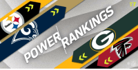 Philadelphia Eagles, Memes, and Nfl: Steelers  X 7  WER ANKINGS Week 7 NFL Power Rankings (via @HarrisonNFL):  1. @Chiefs 2. @Eagles 3. @RamsNFL 4. @steelers 5-32. https://t.co/koAiFx58Lf https://t.co/1iJxRUyczI