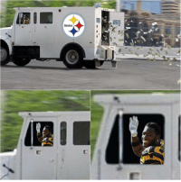 Memes, Antonio Brown, and 🤖: Steelers Ya think Antonio Brown streamed the contract negations on Facebook Live? (4 years $68 Million)