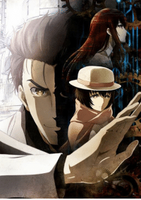 Anime, Dank, and Date: Steins;Gate 0 - Teaser Visual  - The anime production is now underway. The release date is still TBA.  HP: http://steinsgate.tv/index.html