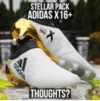 70fad5a027750 Adidas, Memes, and Nike: STELLAR PACK ADIDAS X16 THOUGHTS? Adidas X16+ from