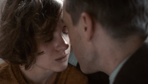 stellarsteele: I started watching Babylon Berlin when it premiered in 2017. I am not averse to foreign productions, but I sometimes find it difficult to relate to different cultural values. Further, as a romance genre fanatic, I wasn't sure if this show would appeal to me.  Nonetheless, I gave this show a chance. It turned out to be one of the best shows I have ever watched.  In case you love romances as much as I do, there are PLENTY in Babylon Berlin. [The next part of my commentary contains SPOILERS] I was so happy when Gereon and Charlotte finally acted on their undisclosed love for each other in Season 3. The director of the show made a masterful decision to have their love surface* during Reinhold's birthday party.  Like Reinhold and his lover, Gereon and Charlotte have a forbidden love. The Berlin police discourages any intimacy in their ranks. I think that Gereon and Charlotte make a great couple because they have seen each other in the most vulnerable situations. Charlotte has seen Gereon struggle with drug usage and PTSD. Gereon has seen Charlotte come close to death multiple times.  I would be curious to see if Gereon will find out about Charlotte's prostitution in later seasons. Would this impact their relationship? This remains to be seen. Ultimately, this was a long awaited scene for me. It proves to me that love can materialize in even the most difficult times. *Pun #1: Recall that Gereon saves Charlotte from drowning by delivering air to her from the surface of the lake in Season 2. [This is purely commentary on Netflix's Babylon Berlin. The content belongs to Netflix.] : stellarsteele: I started watching Babylon Berlin when it premiered in 2017. I am not averse to foreign productions, but I sometimes find it difficult to relate to different cultural values. Further, as a romance genre fanatic, I wasn't sure if this show would appeal to me.  Nonetheless, I gave this show a chance. It turned out to be one of the best shows I have ever watched.  In case you love romances as much as I do, there are PLENTY in Babylon Berlin. [The next part of my commentary contains SPOILERS] I was so happy when Gereon and Charlotte finally acted on their undisclosed love for each other in Season 3. The director of the show made a masterful decision to have their love surface* during Reinhold's birthday party.  Like Reinhold and his lover, Gereon and Charlotte have a forbidden love. The Berlin police discourages any intimacy in their ranks. I think that Gereon and Charlotte make a great couple because they have seen each other in the most vulnerable situations. Charlotte has seen Gereon struggle with drug usage and PTSD. Gereon has seen Charlotte come close to death multiple times.  I would be curious to see if Gereon will find out about Charlotte's prostitution in later seasons. Would this impact their relationship? This remains to be seen. Ultimately, this was a long awaited scene for me. It proves to me that love can materialize in even the most difficult times. *Pun #1: Recall that Gereon saves Charlotte from drowning by delivering air to her from the surface of the lake in Season 2. [This is purely commentary on Netflix's Babylon Berlin. The content belongs to Netflix.]