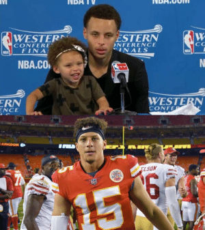 Steph Curry's daughter just won the Super Bowl. Feel old yet? https://t.co/LQqWvLkYGX: Steph Curry's daughter just won the Super Bowl. Feel old yet? https://t.co/LQqWvLkYGX