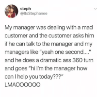 Im The Manager