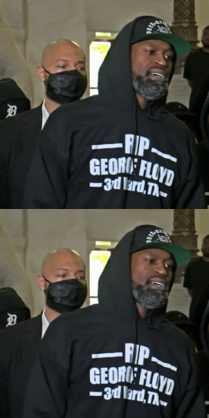 Stephen Jackson with a powerful message about his late friend George Floyd 🙏 https://t.co/I5Apmz62Qx: Stephen Jackson with a powerful message about his late friend George Floyd 🙏 https://t.co/I5Apmz62Qx