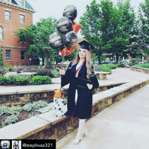 Butt, College, and Family: @stephvaz321 This inspires me and im old #respect while you're sitting around complaining know thats there's people ( not Latino people, education has no color  )but people grinding to better their lives .. Ive never met this young lady but this is Repost from @stephvaz321 using @RepostRegramApp - Getting this degree has been one of the toughest things I have done. When I first started college Daca was still fairly new and there was pretty much no scholarships or financial help that I could qualify for especially being in Oklahoma. I remember the day I got a call to let me know a scholarship was being taken back because they had realized I was a daca student, I cried to my mom because at that moment I realized I'd have to go through so many tribulations for being a Daca recipient and not being born here.  So I worked my butt off I saved up my money and I paid for as many classes as I could afford at a time and even though it took a little longer than I would've liked I was able to finish debt free! Working full time, going to school full time, and taking care of Fabian... I had to sacrifice so much especially these last two years. Sometimes I felt I really could not do it and wanted to give up, but I am so glad I didn't. If you are a daca student please do not limit yourself or think you are less, you can achieve anything you set your mind to!  Special thanks firstly to God 🙏🏼, to marlon who kept me sane through it all, Fabian who was patient and my main motivation, and my family and friends who cheered me on and helped me along the way💕 & to the people who doubted me, you motivated me too😜💕 #firstgeneration #dreamer #monarch #classof2019 #gopokes what we all aspire to be #chingona