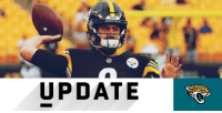 Memes, Steelers, and 🤖: Steplers  UPDATE .@Jaguars sign former Steelers QB Landry Jones: https://t.co/3LWj5rURRf https://t.co/ivz94Kw1CZ