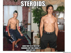Steroids are for the weak british dragon supplies china