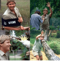 Memes, Steve Irwin, and True: . STEVE 12 years ago today Australia lost a legend and a mate, a man who defined the meaning of a True Blue Aussie 👏🇦🇺👏🇦🇺👏 We bloody miss you mate  R.I.P Steve Irwin