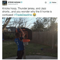 purchase cheap c50a3 32fdf 25+ Best Steve Novak Memes | Trade Memes, Novak Memes, Hoop ...