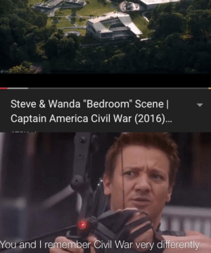 "daily-meme:  Clickbait: Steve & Wanda ""Bedroom"" Scene