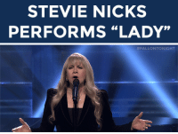 """Target, Http, and Piano: STEVIE NICKS  PERFORMS """"LADY""""   <p>Stevie Nicks <a href=""""http://www.nbc.com/the-tonight-show/segments/17751"""" target=""""_blank"""">performs &ldquo;Lady,&rdquo;</a>one of the first songs she ever wrote on a piano!</p>"""