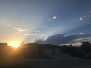 Tumblr, Blog, and Gorgeous: stgeorgeutahrealestate: Gorgeous St George Sunset over Desert Hills For a list of Homes for Sale In St George follow the link or call 435-319-0989