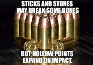 22edd9ac Bones, Memes, and Break: STICKS AND STONES MAY BREAK SOME BONES BUT HOLLOW