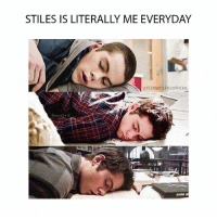Memes, 🤖, and You: STILES IS LITERALLY ME EVERYDAY  @TEENWOLFIGOFFICIAL  )o Do you relate ? 😂 go follow @djpinder if you can't wait anymore for 6B 😱💞