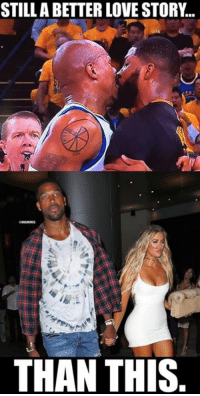 Tristan Thompson & David West >>> Tristan Thompson & Khloe Kardashian  #Cavs Nation #Warriors Nation: STILL ABETTER LOVE STORY  THAN THIS Tristan Thompson & David West >>> Tristan Thompson & Khloe Kardashian  #Cavs Nation #Warriors Nation