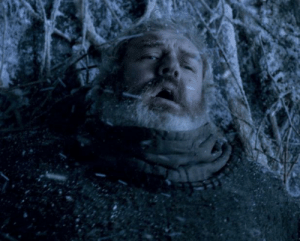 Still can't get over that I felt way more for hodors death than Daenerys death. Makes absolutely zero sense: Still can't get over that I felt way more for hodors death than Daenerys death. Makes absolutely zero sense