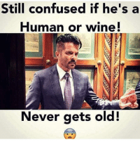 Anil Kapoor 👌🏻: Still confused if he's a  Human or wine!  Never gets old! Anil Kapoor 👌🏻