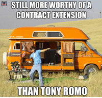 Uncle Rico > Tony Romo: STILL MORE WORTHY OF A  CONTRACT EXTENSION  ONFL MEMES  THAN TONY ROMO Uncle Rico > Tony Romo