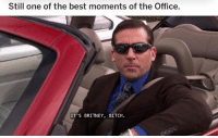 Bitch, Black Friday, and Friday: Still one of the best moments of the Office.  IT'S BRITNEY, BITCH black friday-cyber monday deals END TOMORROW AT MIDNIGHT. shop now if you want your free phone case with the order of your sweater-hoodie! HAVE ONE OF OUR SWEATERS? DM US A PHOTO OF YOU IN IT AND WE'LL FEATURE YOU ON THE PAGE!
