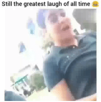Funny, Time, and Day: Still the greatest laugh of all time Classic clip of the day 😂💀