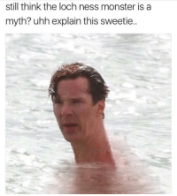 "<p>Loch Ness monster via /r/memes <a href=""http://ift.tt/2ui38fs"">http://ift.tt/2ui38fs</a></p>: still think the loch ness monster is a  myth? uhh explain this sweetie.. <p>Loch Ness monster via /r/memes <a href=""http://ift.tt/2ui38fs"">http://ift.tt/2ui38fs</a></p>"
