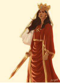 Empire, Target, and Tumblr: stirringwinds:  king of kingsmy lady iran oc, as the achaemenid empire aka first persian empire 👌🏼been too long since i revisited her.