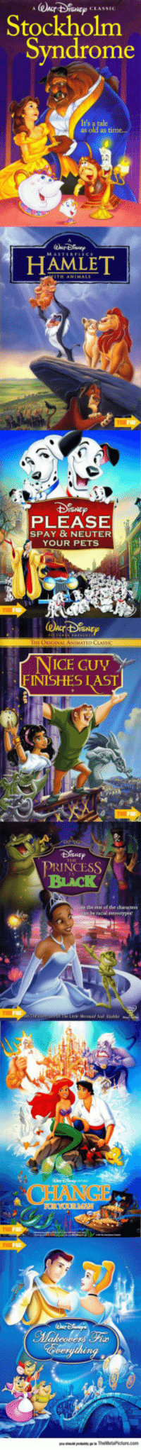 """<p><a href=""""http://laughoutloud-club.tumblr.com/post/166252210764/alternate-disney-film-titles-that-work-better"""" class=""""tumblr_blog"""">laughoutloud-club</a>:</p>  <blockquote><p>Alternate Disney Film Titles That Work Better</p></blockquote>: Stockholm  Syndrome  It's a tale  as old as  HAMLET  7  PLEASE  SPAY & NEUTER  YOUR PETS  ICE GUY  RINCES <p><a href=""""http://laughoutloud-club.tumblr.com/post/166252210764/alternate-disney-film-titles-that-work-better"""" class=""""tumblr_blog"""">laughoutloud-club</a>:</p>  <blockquote><p>Alternate Disney Film Titles That Work Better</p></blockquote>"""