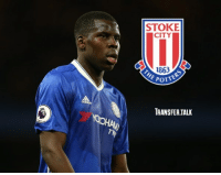 Chelsea, Memes, and Sports: STOKE  CITY  1863  TTER  TRANSFER.TALK Stoke are leading the chase to sign Kurt Zouma on loan from Chelsea. (Sky Sports)