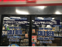 Cold, Ddoi , and Corona: STOMERENTRANCE  Enter Here Fo  10  COLDBEER  PACK  10  12 PACK  Corona  ong PREMIER  49  La Cerveza a  12 PACKS  MILLER LITE  COORS LIGHT  Enter for your chance to  WIN  $1099 Come into customer the cold entrance