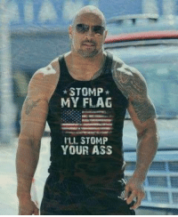 Ass, Memes, and 🤖: STOMP  MY FLAG  ILL STOMP  YOUR ASS