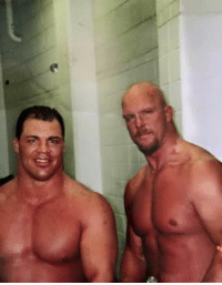 Stone Cold said he wouldn't mind to see Kurt Angle in the Rumble match tonight.: Stone Cold said he wouldn't mind to see Kurt Angle in the Rumble match tonight.
