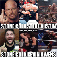 I thought KO's tribute to Stone Cold was awesome👊. I heard Stone Cold wasn't so impressed though on twitter and offered to teach him how to do a stunner 😂😂. wwe wwememe wwememes stonecold stonecoldsteveaustin stunner attitudeera therock austin316 kevinowens ko fightowensfight kevinsteen chrisjericho y2j goldberg romanreigns wrestler wrestling wrestlingmemes wrestlemania prowrestling professionalwrestling indywrestling worldwrestlingentertainment wwf wwenetwork worldwrestlingfederation raw smackdown: STONE COLDISTEVE AUSTIN  @HE WHO LIKES SASHA  STONE COLD KEVIN OWENS I thought KO's tribute to Stone Cold was awesome👊. I heard Stone Cold wasn't so impressed though on twitter and offered to teach him how to do a stunner 😂😂. wwe wwememe wwememes stonecold stonecoldsteveaustin stunner attitudeera therock austin316 kevinowens ko fightowensfight kevinsteen chrisjericho y2j goldberg romanreigns wrestler wrestling wrestlingmemes wrestlemania prowrestling professionalwrestling indywrestling worldwrestlingentertainment wwf wwenetwork worldwrestlingfederation raw smackdown