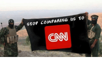 #CNNBlackMail: STOP COMPARING US TO  CNN #CNNBlackMail