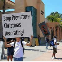 @ladbible is the best account on IG: Stop Premature  Christmas  Decorating @ladbible is the best account on IG