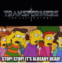 Just stop it!: STOP! STOP! ITS ALREADY DEAD! Just stop it!
