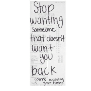 Panda, Time, and Back: Stop  wanting  ittle-panda  Someone  that dosnt  want  you  back  TOTAL  SA  you're wasting  your time  -1.01s  ES s https://iglovequotes.net/