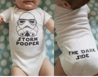 Dank, 🤖, and Dark: STORM  POOPER  THE DARK  SIDE