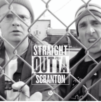 Memes, 🤖, and Scranton: STRAIGHE  SCRANTON https://t.co/z9RfnCqM40