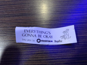 Straight up ad on the back of my fortune cookie: Straight up ad on the back of my fortune cookie