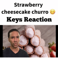 THESE CANNOLI'S RIGHT HERE 😫😋😂 Tag somebody you wanna make this with ! - Follow me for more videos @keycomedy @keycomedy @keycomedy @keycomedy - food foodporn cake yum omg lol comedy tastey restaurant chocolate funnyvideos funnyvideo lmao viral wshh vine vines brownies hilarious keysreaction ILikeThat: Strawberry  cheesecake churro  O  Keys Reaction THESE CANNOLI'S RIGHT HERE 😫😋😂 Tag somebody you wanna make this with ! - Follow me for more videos @keycomedy @keycomedy @keycomedy @keycomedy - food foodporn cake yum omg lol comedy tastey restaurant chocolate funnyvideos funnyvideo lmao viral wshh vine vines brownies hilarious keysreaction ILikeThat