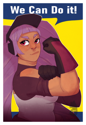 strawberryoverlordart:  thank you @lion-heart for this lovely idea! because entrapta is fucking jacked//please do not repost//: strawberryoverlordart:  thank you @lion-heart for this lovely idea! because entrapta is fucking jacked//please do not repost//