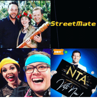 A Dream, Memes, and Vision: Streetmate  NOW  NATIONAL TELE  VISION A What a dream 2017 is going to be, thank you so much everyone for all the support I wouldn't have been given these amazing opportunities if it wasn't for you 😊 antanddec saturdaynight nta streetmate alancarr