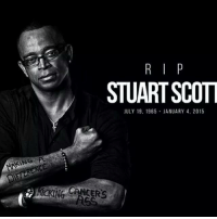 "Stuart Scott, One, and Pillow: STUART SCOTT  JULY 19, 1965 JANUARY 4, 2015 One of my Stuart Scott's favorite  phrases  ""Cooler than the other side of the pillow""   -----Milt"