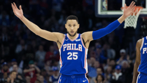 The Sixers are currently undefeated when Ben Simmons makes a 3-pointer https://t.co/mm1rTZFO98: StubHub  PHILA  25  P The Sixers are currently undefeated when Ben Simmons makes a 3-pointer https://t.co/mm1rTZFO98